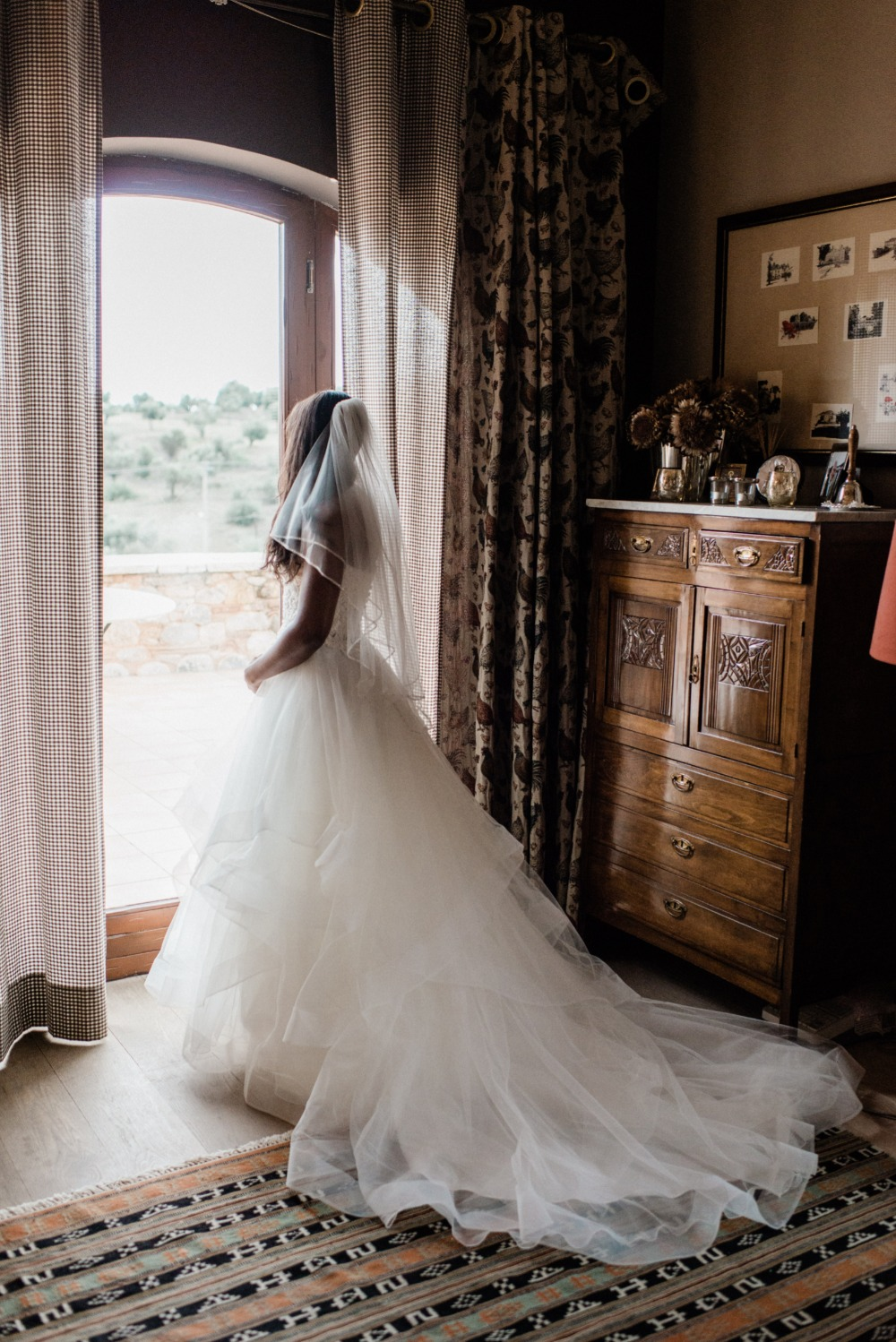 Brenae and Ryan's Romantic Destination Wedding in Greece gallery image 3