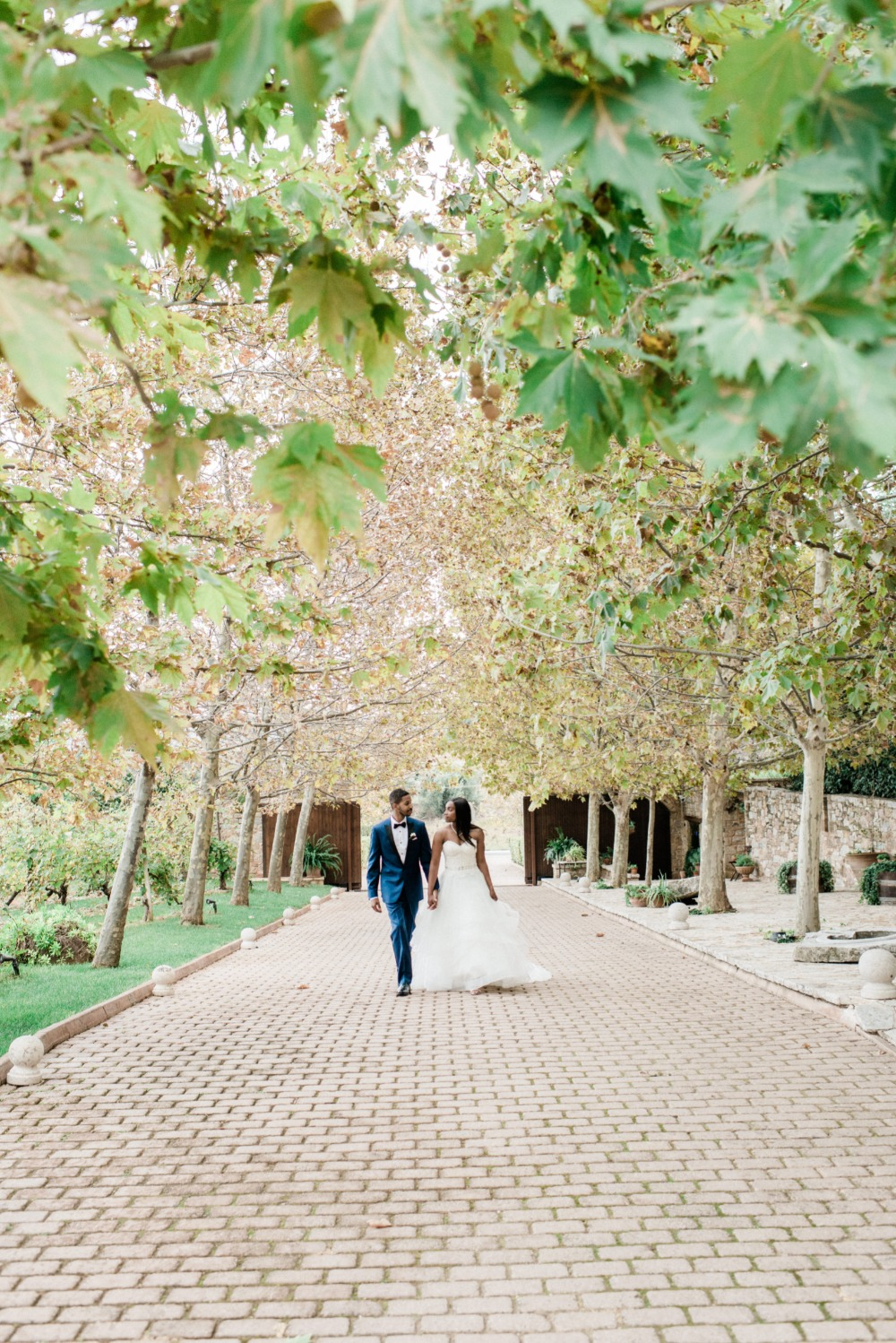 Brenae and Ryan's Romantic Destination Wedding in Greece gallery image 19
