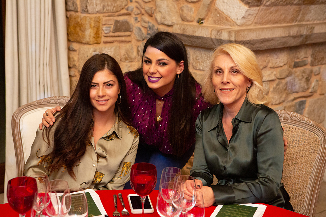A unique Christmas Dinner at Pyrgos Petreza gallery image 16