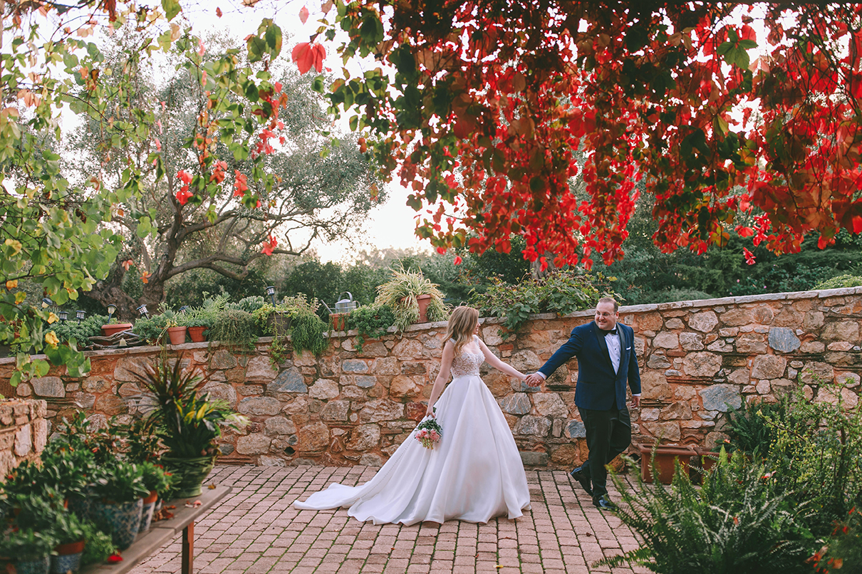 Aggelos and Argiro, an unforgettable wedding gallery image 35