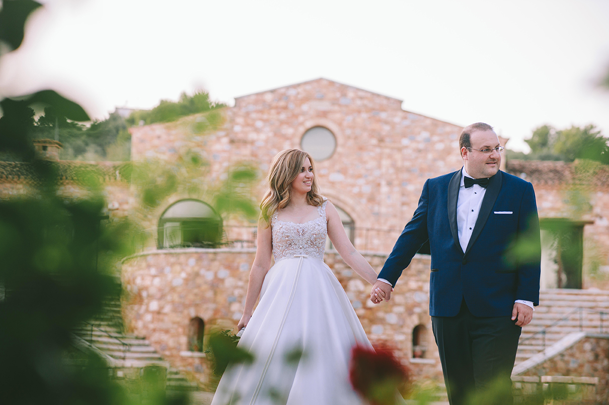 Aggelos and Argiro, an unforgettable wedding gallery image 38
